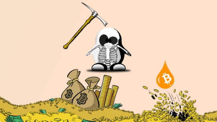 Linux malware mining crypto currency